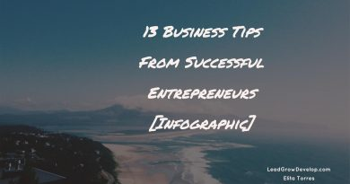 13-business-tips-from-successful-entrepreneurs-infographic