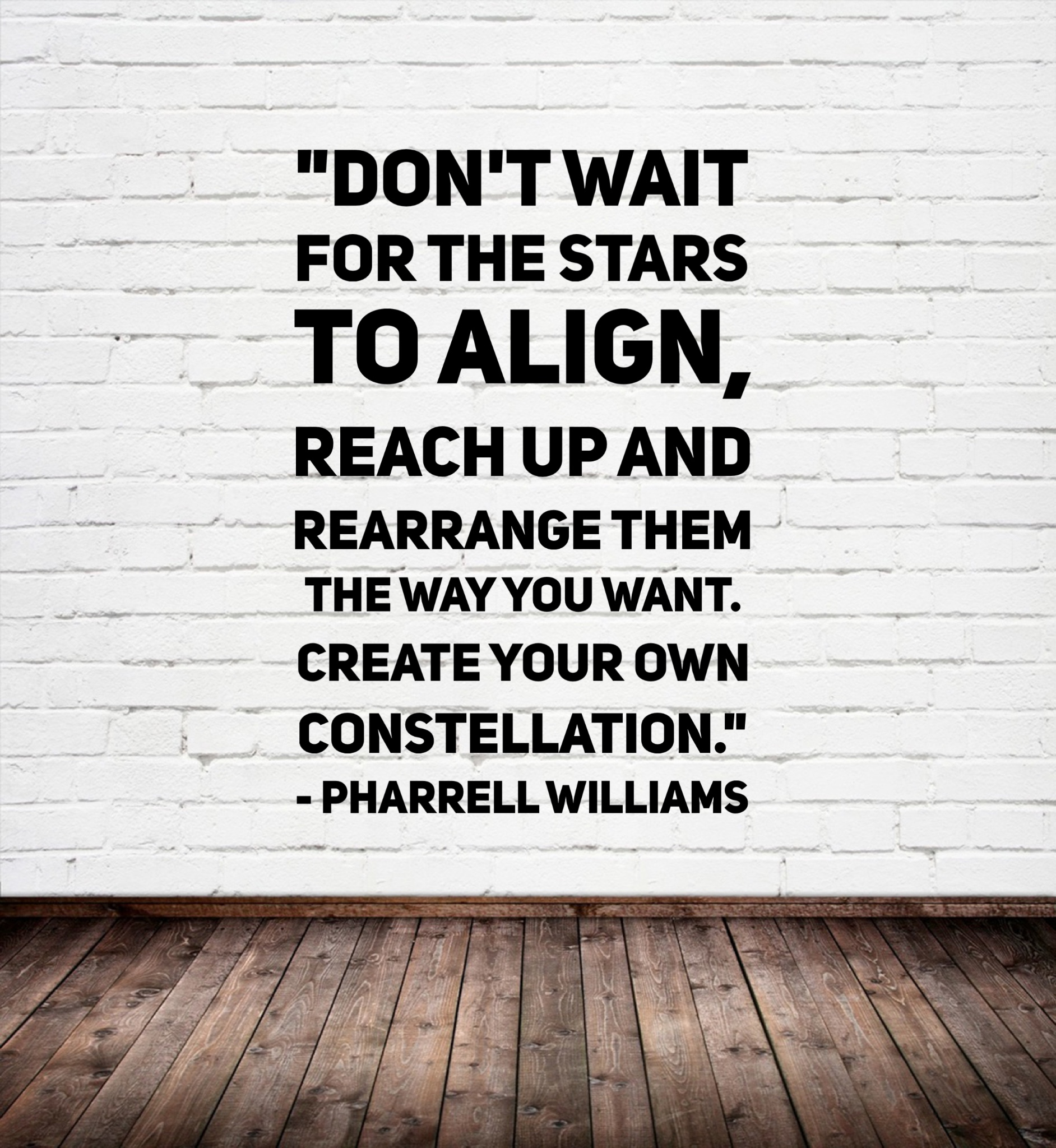 Personal Development Quotes Pharrellwilliamsquote  Lead Grow Develop Shares Insights On
