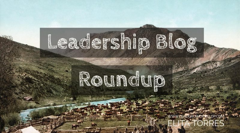 leadership-blog-roundup