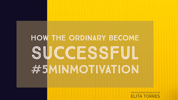 how-ordinary-become-successful