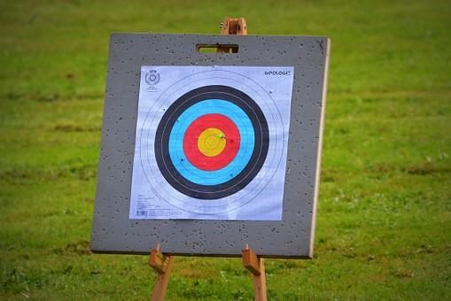 bullseye-on-canvas