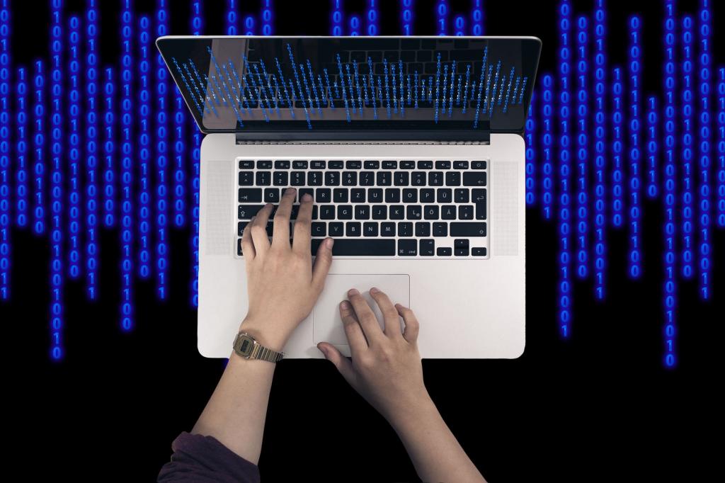 laptop-binary-code
