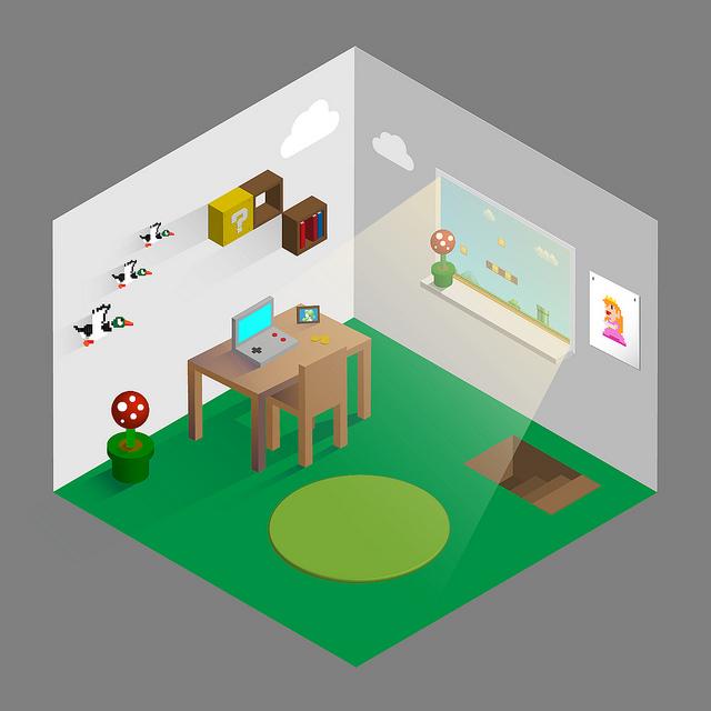 Nintendo Home Office